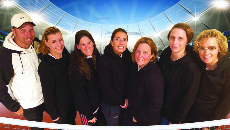 Damen 30 gewinnen in der Verbandsliga